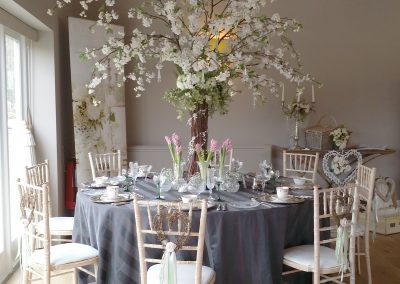 blossom tree hire for weddings